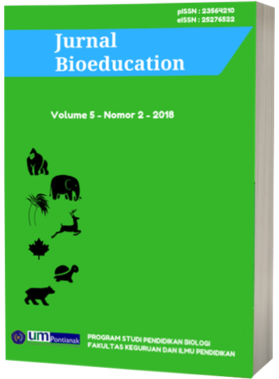 JURNAL BIOEDUCATION